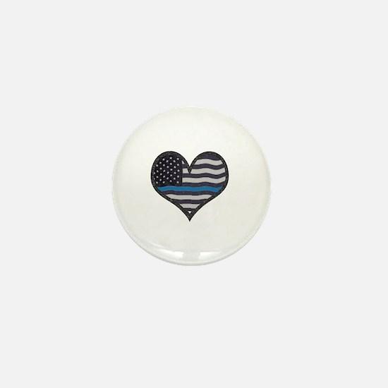 Cool Law enforcement Mini Button