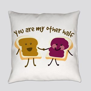 Other Half Everyday Pillow