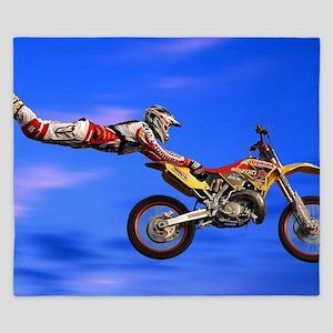 Motocross Freestyle King Duvet