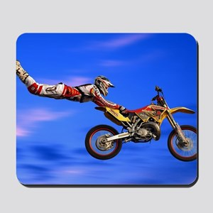 Motocross Freestyle Mousepad
