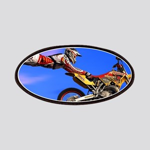 Motocross Freestyle Patch