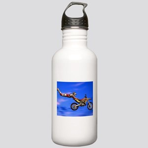 Motocross Freestyle Sports Water Bottle