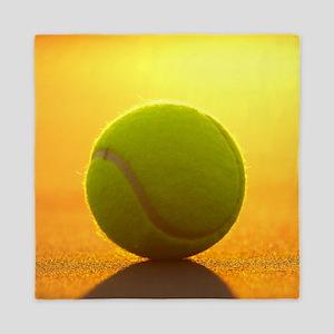 Tennis Ball Queen Duvet