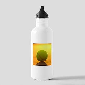 Tennis Ball Sports Water Bottle