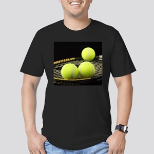Tennis Balls And Racquet T-Shirt