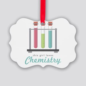 Love Chemistry Ornament