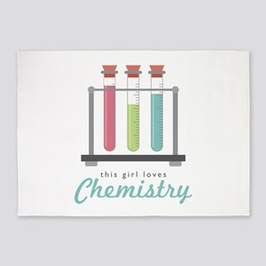 Love Chemistry 5'x7'Area Rug
