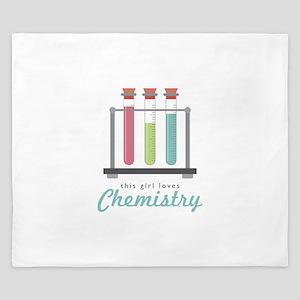 Love Chemistry King Duvet