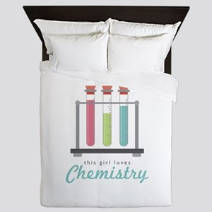 Love Chemistry Queen Duvet