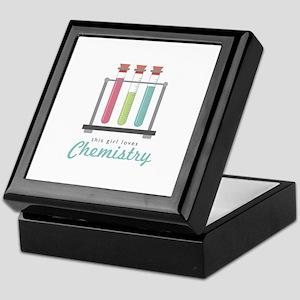 Love Chemistry Keepsake Box