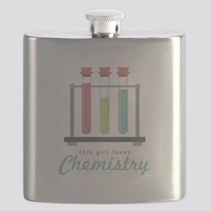 Love Chemistry Flask