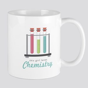 Love Chemistry Mugs