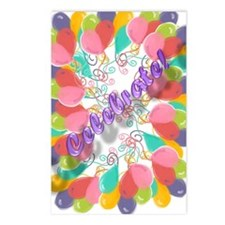 Celabrate! Postcards (Package of 8)