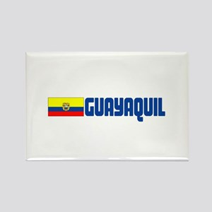 Guayaquil, Ecuador Rectangle Magnet