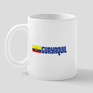 Guayaquil, Ecuador Mug