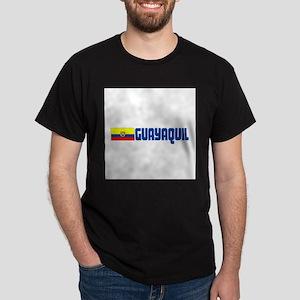 Guayaquil, Ecuador Dark T-Shirt