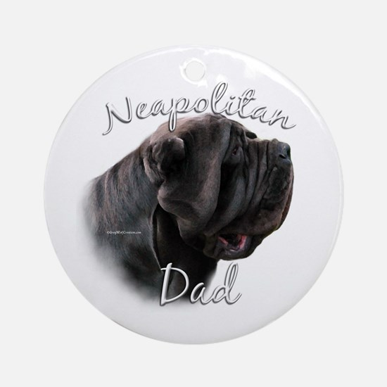 Neo Dad2 Ornament (Round)