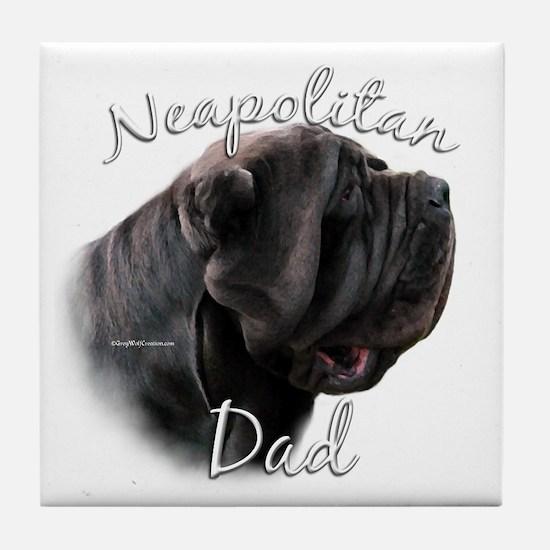 Neo Dad2 Tile Coaster
