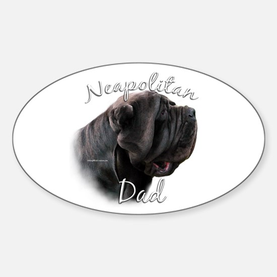 Neo Dad2 Oval Decal