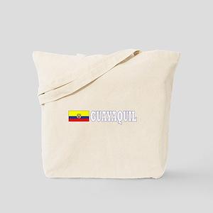 Guayaquil, Ecuador Tote Bag