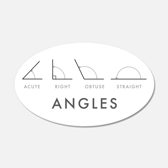 Angles Wall Decal