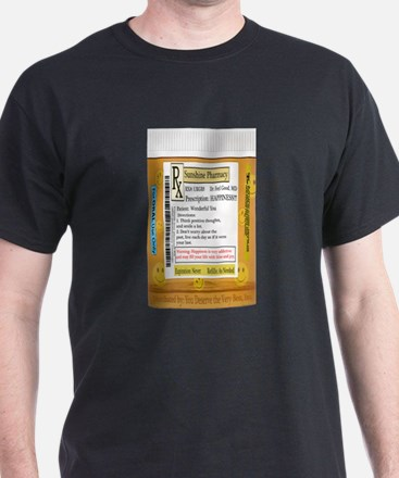 Happiness is the Best Medicine - Dr Feel G T-Shirt