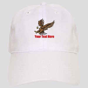 Bald Eagle Baseball Cap