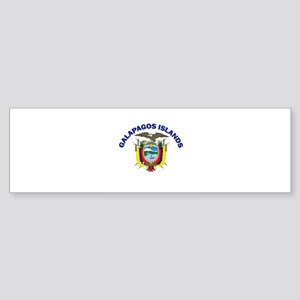 Galapagos Islands, Ecuador Bumper Sticker