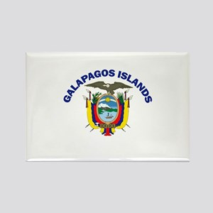 Galapagos Islands, Ecuador Rectangle Magnet