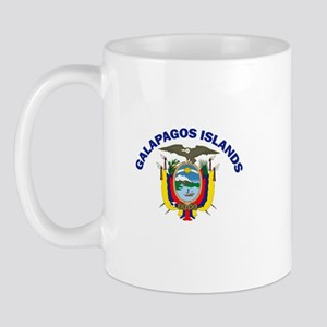 Galapagos Islands, Ecuador Mug