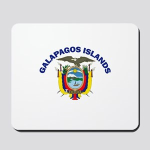 Galapagos Islands, Ecuador Mousepad
