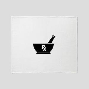 Pharmacist Throw Blanket