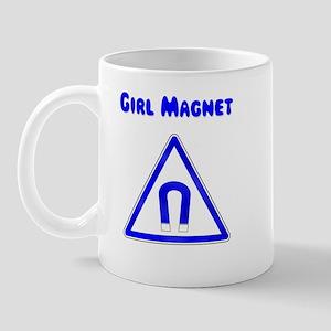 Girl Magnet Mug