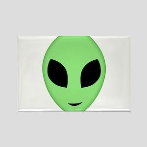 Friendly Alien Head Magnets