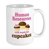 Human resources Large Mugs (15 oz)