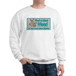 Find a New Friend Sweatshirt
