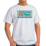 Find a New Friend Light T-Shirt