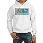 Find a New Friend Hooded Sweatshirt