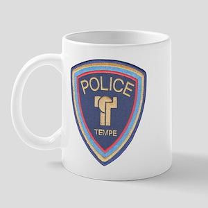 Tempe Police Mug