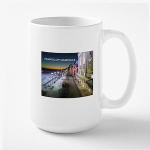Atlantic City Boardwalk Mugs