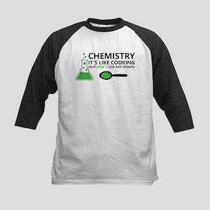 Funny Chemistry Sayings Baseball Jersey