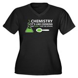 Funny chemistry Plus Size