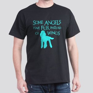Poodle Angel Dark T-Shirt