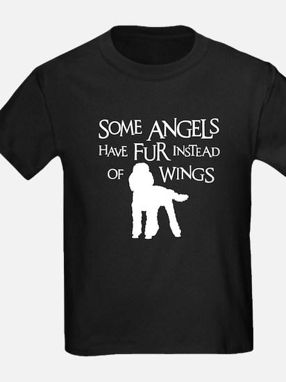 Poodle Angel T