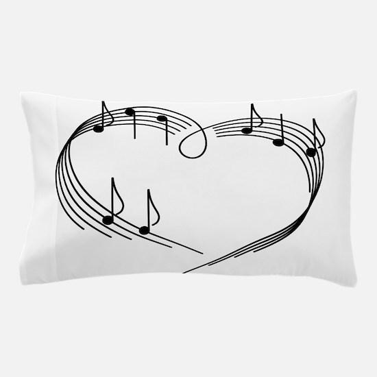 Music Lover Pillow Case