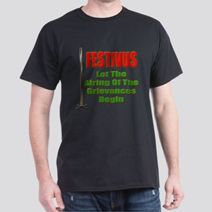 FESTIVUS™ - Airing Of The Grievances Dark T-Shirt