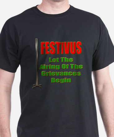 FESTIVUS™ - Airing Of The Grievances T-Shirt