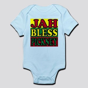 Jah Bless Pickney Body Suit