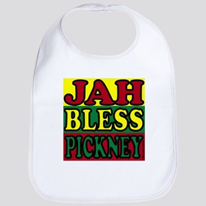 Jah Bless Pickney Bib