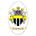 McGing Sticker (Oval)